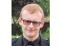 Milngavie based University Student Tutor - Computing, Business and Maths