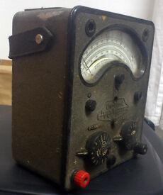 Universal Avometer model 40