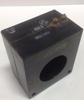 Westinghouse 4005 600v 50-400hz Current Transformer 3486c98h04