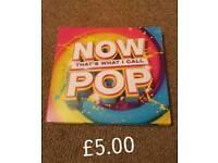 Now pop album