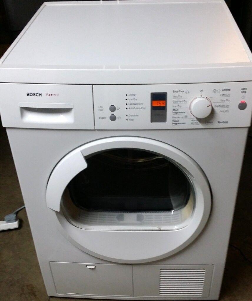 Condenser dryer bosch wtn85250gb   user manual – devicemanuals.