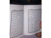 10 Mini Qur'ans for sale