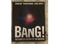 BRIAN MAY autographed BANG ! The Complete History of the Universe
