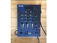 Soundlab DSM 30 DJ Mixer