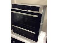Electrolux Electric Fan Double Oven