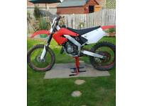 Cr125 for sale may swap for 4 stroke