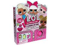 LOL L.O.L. SURPRISE 7 LAYERS OF FUN THE GAME BOARD GAME