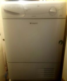 Hotpoint Aquarius 7kg condenser dryer