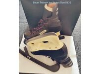 Bauer Triumph Ice Skates
