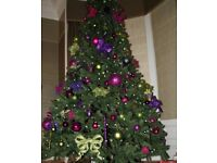 10 foot Artificial Xmas Tree