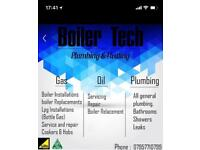 Boiler Tech Gas &oil plumbing &heating