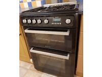 Gas Cooker Hotpoint 60 cm