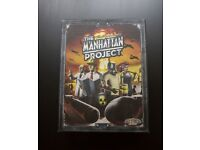 The Manhattan Project Board Game (Perfect Condition)