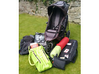 Phil and Teds Sport Double Buggy and Accessories