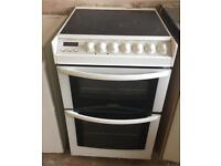 Ceramic Electric Cooker Double Oven/grill