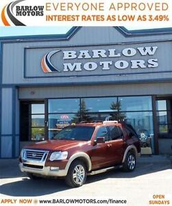 2010 Ford Explorer Eddie Bauer*EVERYONE APPROVED* APPLY NOW DRIV