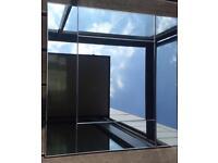 Exclusive Rectangular detail framed mirror