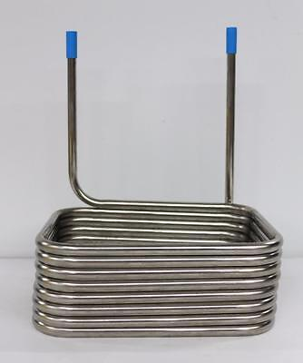 Spinco Stainless Steel Liquid Cooling Coil Wort Chiller