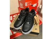 Air Force 1 'KSA' Gs Size 6. Recycled