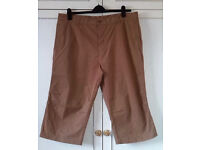 Mens Cropped Bottoms/Pants Size 40 Waist