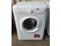 FREE DELIVERY Hotpoint 7KG family load, 1600spin washing machine WARRANTY