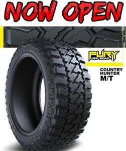 FURY COUNTRY HUNTER MT AND RT !!! 12 PLY SUPER HEAVY DUTY !!! AVAILABLE IN GP !!!
