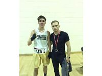 young ameture boxer looking for sponsorships