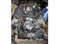 BMW V8 Engine & Manual Gearbox E39 Drift Diff E30 E36 E46 Conversion