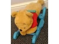 Winnie the Pooh rocker