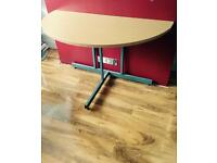 Solid desk/table in good condition