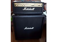 Marshall Stack on wheels, or amp only or cab only. ;)