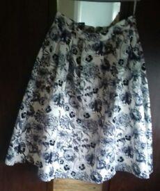 Womens occasion skirt