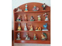 Disney Figurine collection (18 items)