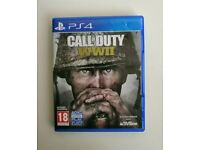 Call Of Duty WWII [WW2] PS4