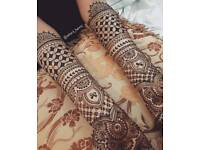 Bridal Henna Artist, Peterborough