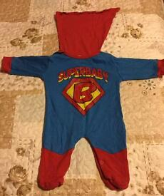 Superbaby grow with Cape 0-3 months