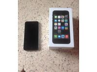 iPhone 5S, 16 gb, Vodafone network, Boxed, can deliver