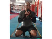 Boxing coach/PT, Five Star rated by client's*****
