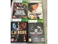 Bundle Xbox 360'games