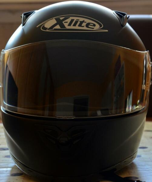 motorradhelm x lite 602 in hessen viernheim ebay. Black Bedroom Furniture Sets. Home Design Ideas