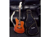Fender JZM Deluxe Guitar (+ original case)