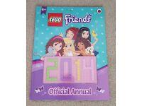 Lego Friends 2014 Annual