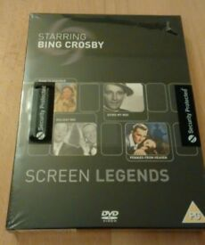 Bing Crosby Screen Legends collection