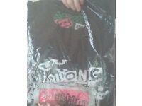 billabong t-shirt size large