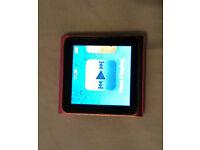 Apple iPod nano 6th Generation Pink 8GB