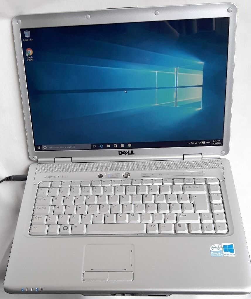 Dell Inspiron 1525 White | 15.4"