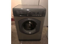 7KG Hotpoint Aquarius+ WML730 Silver Washing Machine with 4 Month Warranty