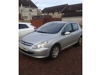 Peugeot 307 5dr 2004 1x Known Fault Easy Fix