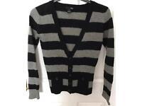 Ladies H&M Cardigan ~ Size S