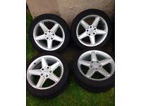 bmw alloy wheels ac schnitzer ronal type 2 100% genuine